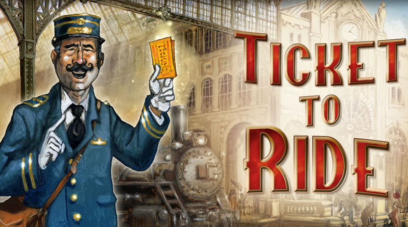 Ticket To Ride Board Game Review