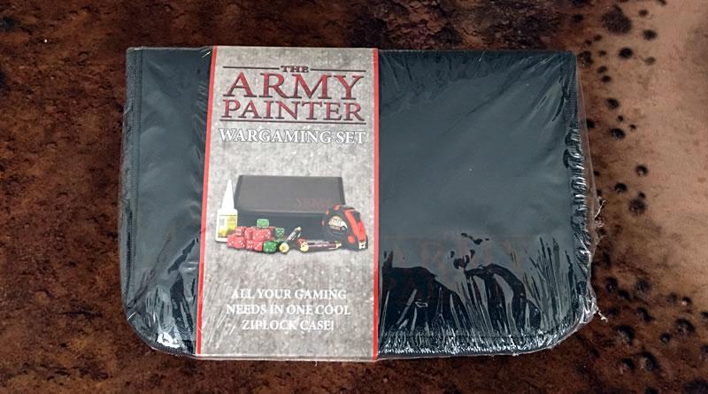 Army Painter Wargaming Set Review