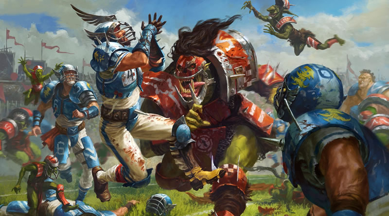 Blood Bowl 2016 Game Review