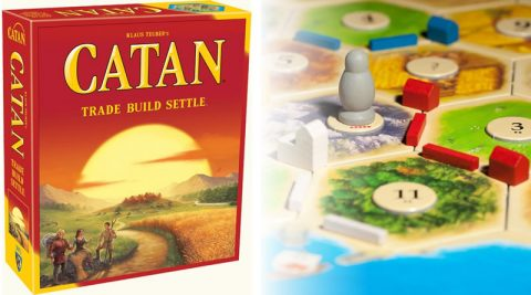 Catan Board Game Review