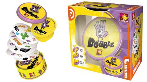 Dobble Card Game Review