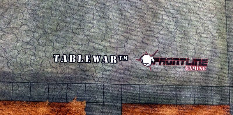 Tablewar Frontline Gaming FAT Mats review