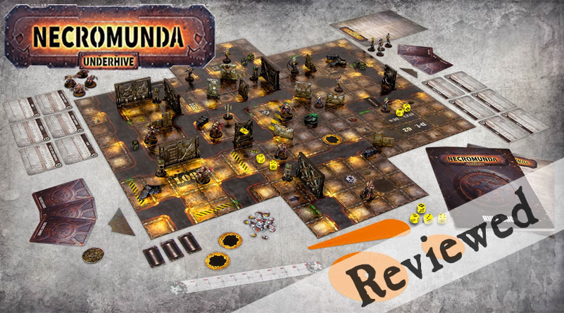 Necromunda tabletop game review