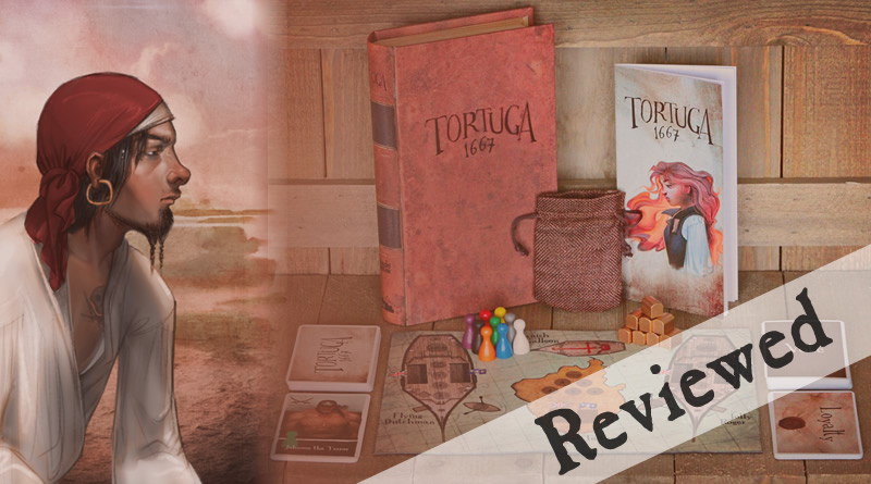 Tortuga 1667 Board Game Review