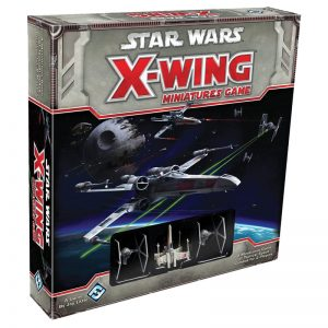 Star Wars X-Wing core starter set