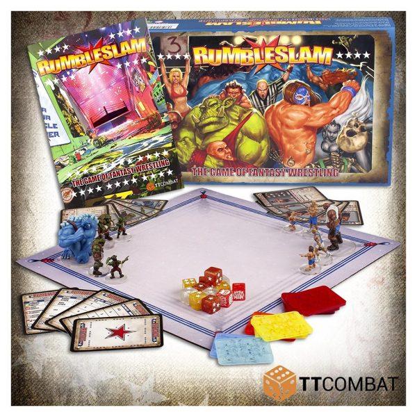 Rumbleslam 2 Player Starter Set