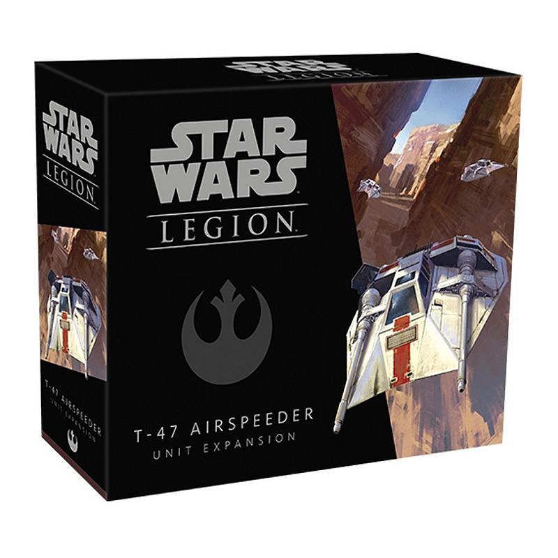 Star Wars Legion T-47 Airspeeder Expansion Pack