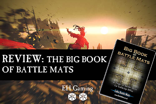 big book of battle mats review