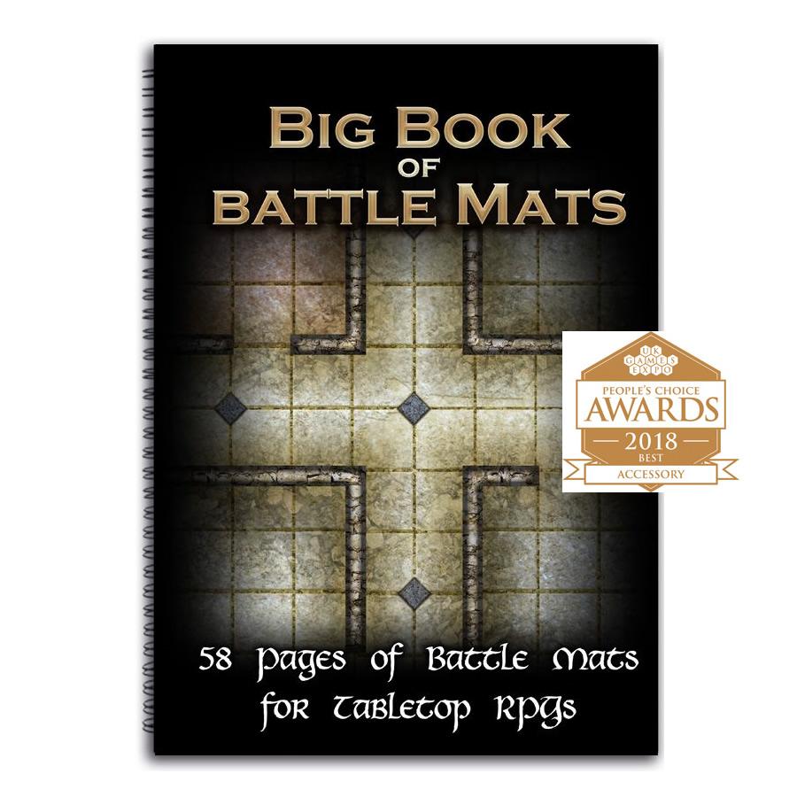 The Big Book of Battle Mats