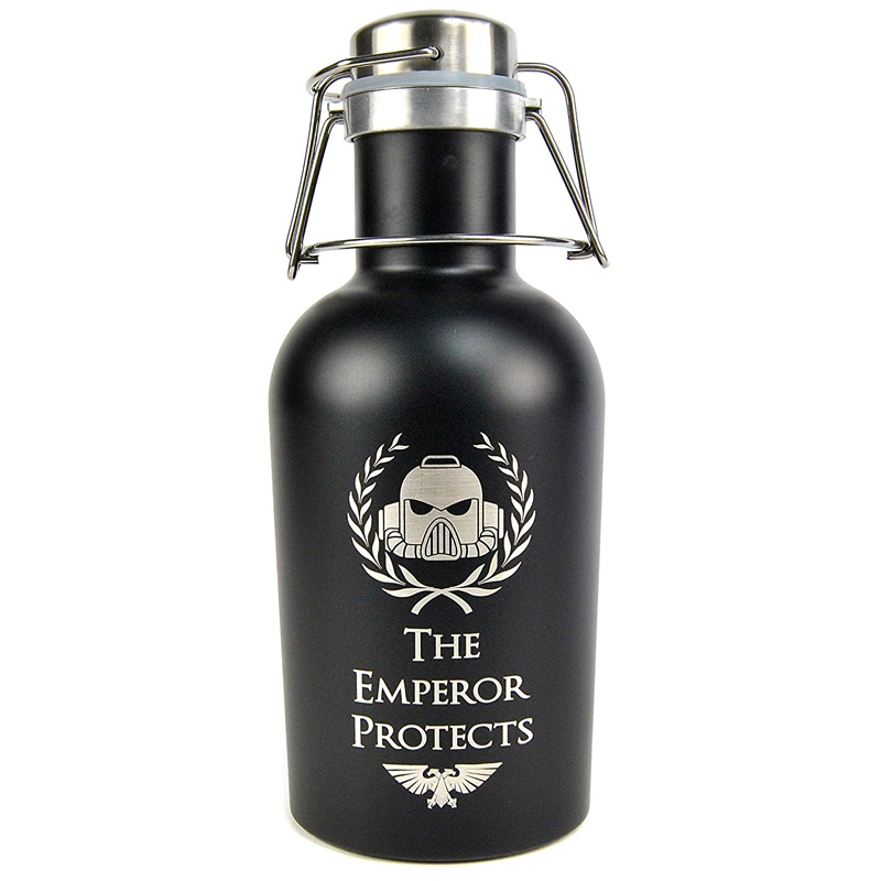 Warhammer 40K Space Marine Beer Growler
