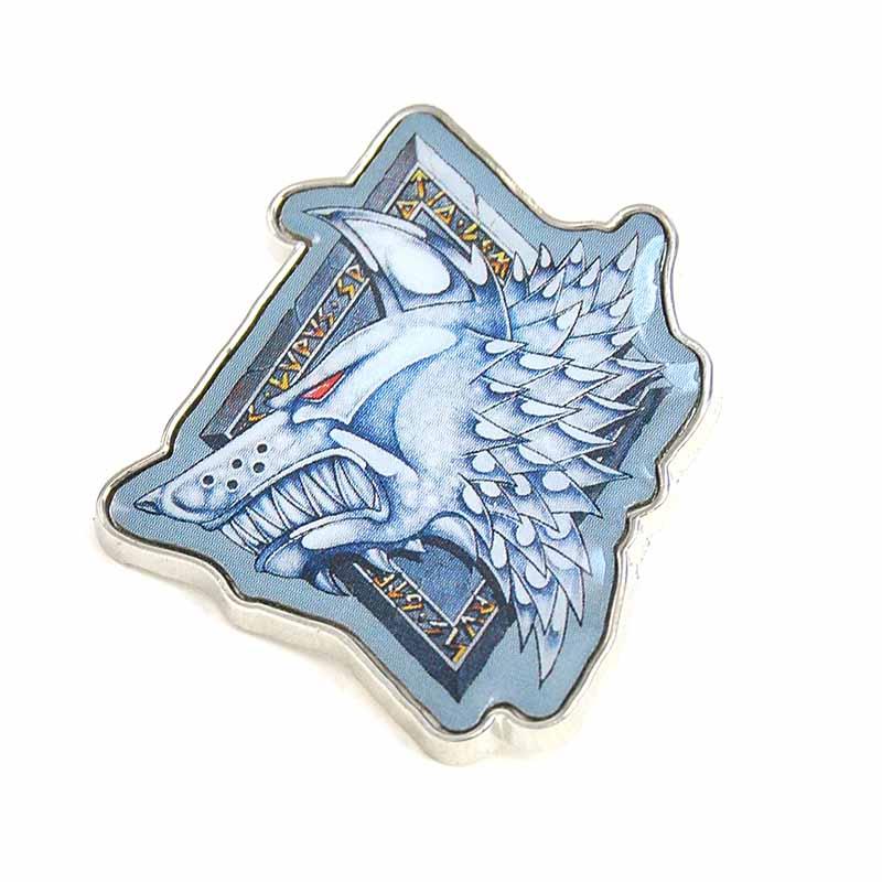 Warhammer 40k Space Wolves Enamel Pin Badge Official Games