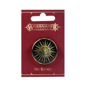 Warhammer Age of Sigmar Stormcast Eternal badge
