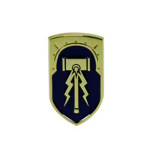 Warhammer Age of Sigmar Stormcast Eternal Shield badge
