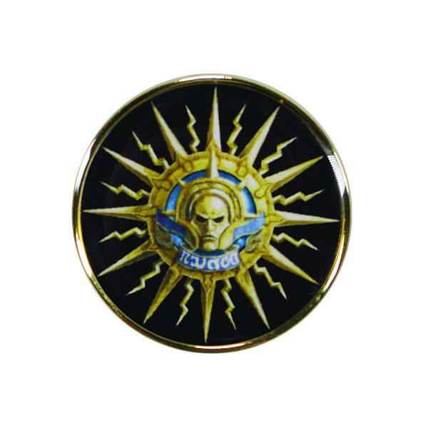 Warhammer AOS Sigmar badge