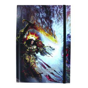 Warhammer 40k Emperor A5 Notebook