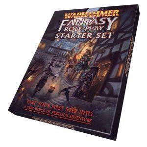 warhammer fantasy RPG starter set