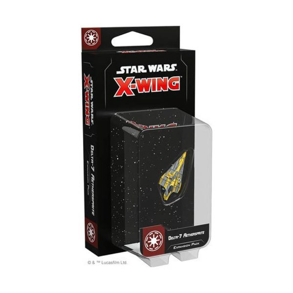 Delta 7 Aethersprite Expansion Pack Star wars X-Wing