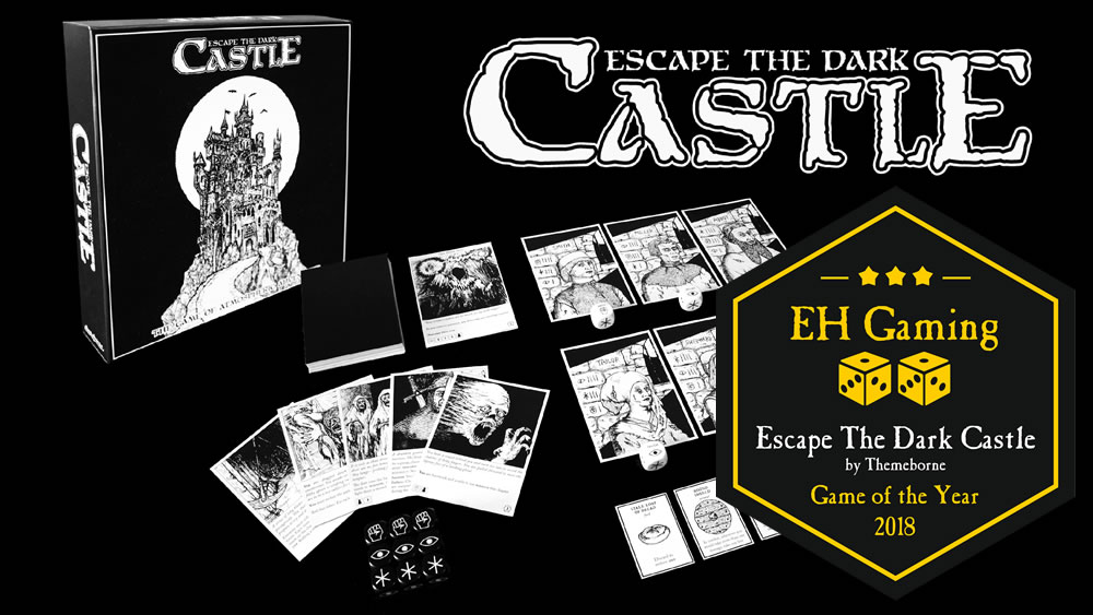 Escape The Dark Castle Game of the year