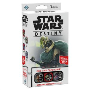 general grievous star wars destiny starter set