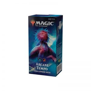 Magic the gathering 2019 challenger deck blue red arcane tempo