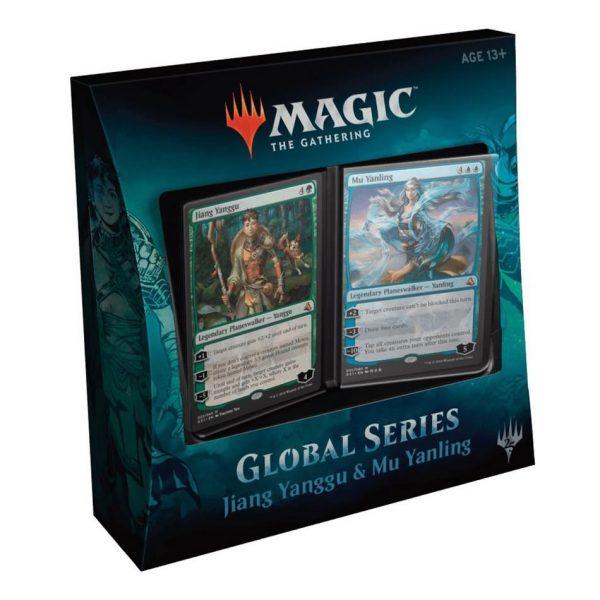magic the gathering global series jiang yanggu and mu yanling set