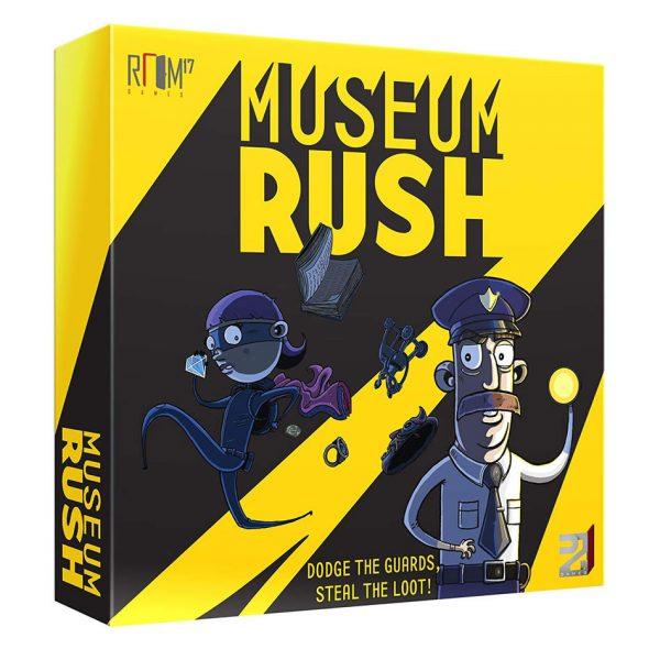 Museum Rush board game