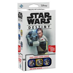 Obi-Wan Kenobi Star Wars Destiny Starter Set