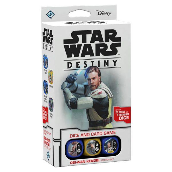 Obi-Wan Kenobi Star Wars Destiny Starter Set