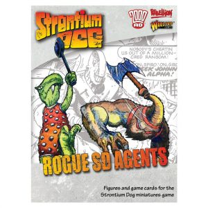 Rogue SD Agents for Strontium Dog
