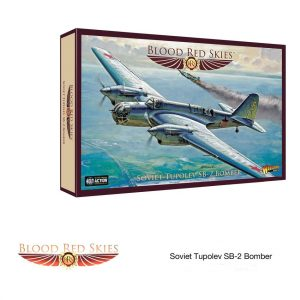 Soviet Tupolev Bomber pack for Blood Red Skies by Warlord Games
