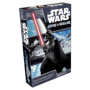 Star Wars empire vs rebellion card game fantasy flight games