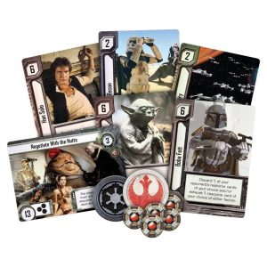 star wars empire vs rebellion game cards