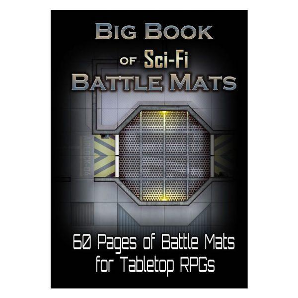 The Big Book of Sci-Fi Battle Mats