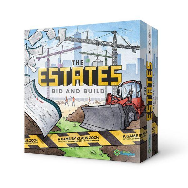 The Estates board game