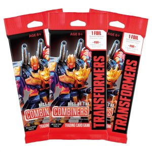 Transformers TCG Rise of the Combiners Booster Packs