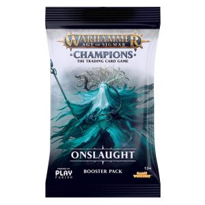 warhammer champions onslaught wave 2 booster pack