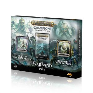 Warhammer Age of Sigmar Champions warband collector's pack