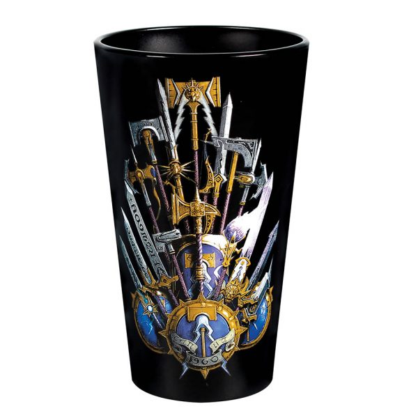 Warhammer Age of Sigmar weapons of sigmar large glass