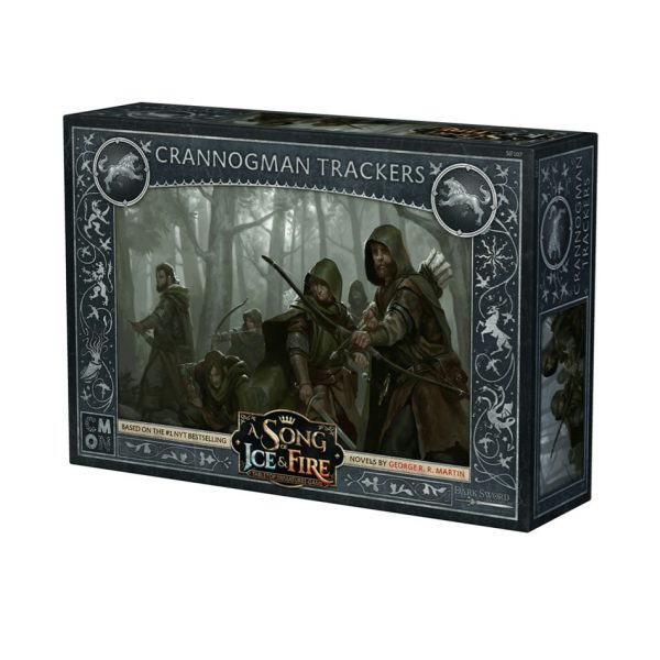 Crannogman Trackers A Song of Ice & Fire miniatures game