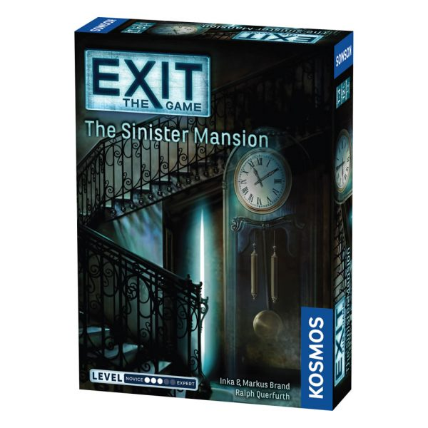 The Sinister Mansion Exit Game by Kosmos