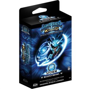 Lightseekers TCG Kindred Storm Beastly Brawl Deck