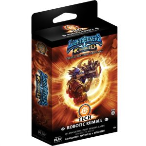 Lightseekers TCG Kindred Tech Robotic Rumble Deck