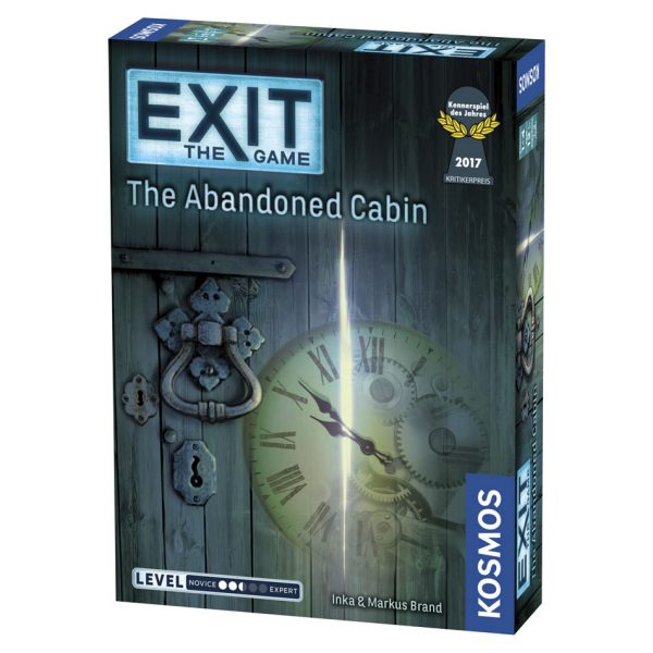 The Abandoned Cabin Exit game by Kosmos