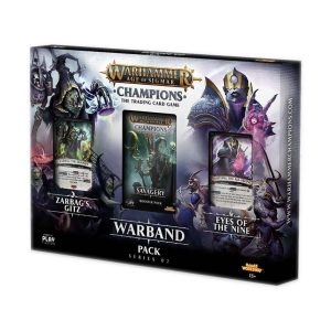 Warhammer champions warband collector's pack 2