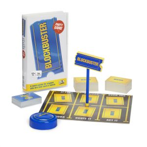 Blockbuster Movie party game by Big Potato Games