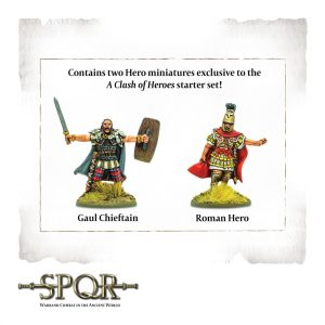 SPQR Clash of Heroes by Warlord Games