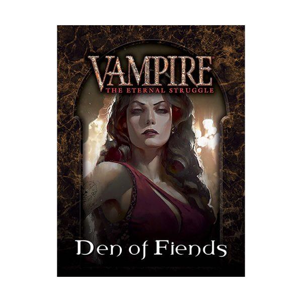 vampire the eternal struggle den of fiends preconstructed deck