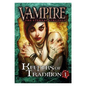 Vampire The Eternal Struggle Keepers of Tradition Bundle 1