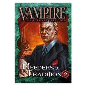 Vampire: The Eternal Struggle Keepers of Tradition Bundle 2
