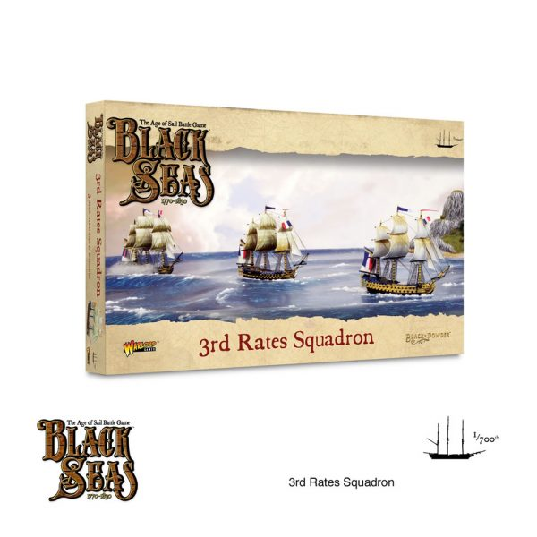 3rd Rates Squadron Black Seas